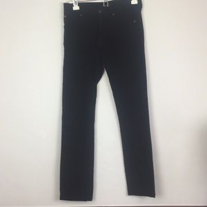 JAMES JEANS SZ 29 Black Skinny